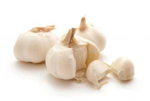 China Fresh pure white garlic, new crop,normal organic garlic, spicy seasoning,vegetable on sale