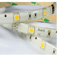 China Waterproof Soft Epoxy Resin Stickers , Clear Round Epoxy Stickers For LED Lamp on sale