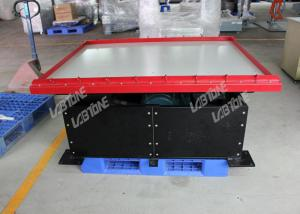 China 1Inch Fixed Mechanical Shaker Table Transport Simulation Tester For Carton Packing Vibration Test on sale
