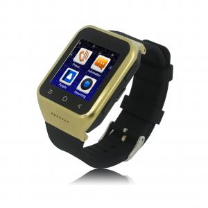China Sport Tracker touch screen Smart Watch Phone With MP3 Music Play and FM radio on sale