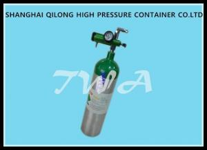 China Alloy Aluminum 12L Scuba Diving Cylinder With GB, EN, DOT, ISO9809 Standard on sale