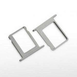 China iphone 5 nano SIM card tray holder silver on sale