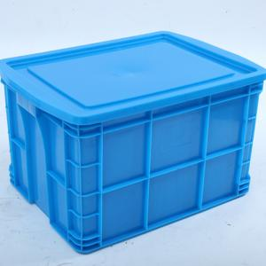 China Industrial Storage Plastic Crate on sale