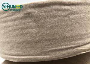 China Moisturing 100% Aloe Fiber Spunlace Nonwoven Fabric Biodegradable Facial Mask / Breathable Sanitary Pads on sale