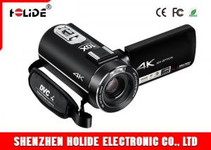 China 3.1'' IPS Wi-Fi UHD 4K Full HD Camcorder 10x Optical Zoom Video Camera Recorder on sale
