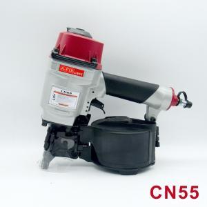 China Pneumatic coil nailer- CN55 - air nail gun - Roof farming gun - Stability & Durability - 25.8*10.8cm on sale