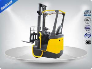 China Diesel Engine Hydraulic Pallet Truck / Solid Tyres Hyster Electric Forklift on sale