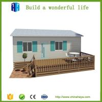 prefabricated village house tents compound wall designs china supplier