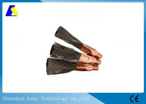 China Capital Weld Cleaner Parts Cleaning Brush All Size Carbon Fiber Filament Material on sale