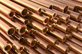 China ASTM B111 C70400 C70600 C10200 copper nickel pipe(Tubos de cobre) , ASTM B88 ASTM B688 copper nickel tubing on sale