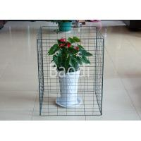 Collpasible Green PVC Wire Compost Bin 690 X 890mm , Wire Mesh Screen Panels