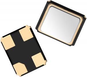 China Car Compass Passive Crystal Oscillator 3225 8MHZ 0.6mm Thickness Leadless Type on sale