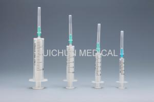 China 2ml/ 5ml /10ml/ 20ml, Sterilizing, 2 Parts,Plastic Disposable Hypodermic Syringe Luer slip on sale