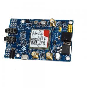 China SIM808 Arduino Controller Board , Development Board Antenna GPS GSM Module on sale
