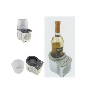 China Soda Beer Beverage Cooler Warmer Preset Temperatures CE EMC Certification on sale