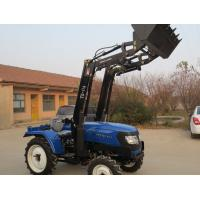 40hp 4WD farm tractor mini farm tractor with front end loader