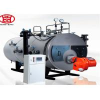 1000kg/H 1 Ton Natural Gas Fired Steam Boiler Pharmaceutical / Beverage Industry Use