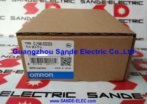 China OMRON PLC Output Module Controller CJ1W-OD233   CJ1WOD233   CJ1W-0D233   CJ1W0D233 on sale