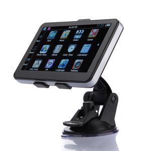 China 720p AV-IN and FM Function car gps and reverse camera with Window CE 6.0 version on sale
