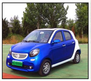 China 4 Seats Motorized Golf Cart 5kw Benz Smart Style 6v 220ah With 180 Km Range on sale