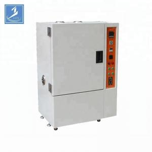 China White Uv Aging Test Chamber Machine , Light Yellowing Resistance Test Chamber on sale