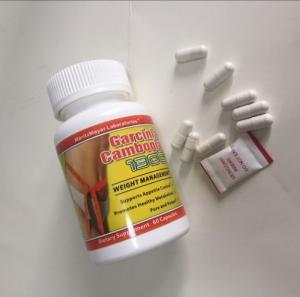 China Weight Loss Product Slimming Capsule Dietary Supplements Pure Garcinia Cambogia 1300 on sale