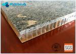 China Basalt Honeycomb Stone Panels / Lightweight Stone Panels For Indoor Decoration wholesale