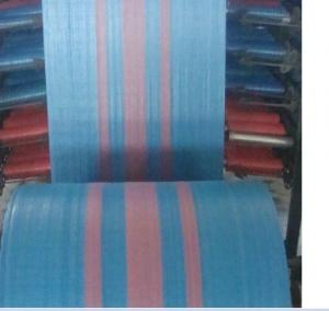 China Well knitting PP woven fabric roll on sale