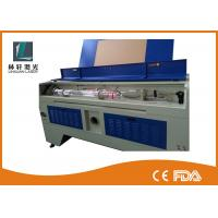 USB Interface CO2 Laser Engraving Cutting Machine 0 - 25mm Acrylic With Rotary Axis