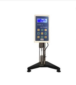 China Standard Configuration Electric Digital Viscometer With Touch Screen High Precision on sale