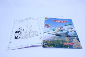 China Disney Full Color Picture Book Printing , Glue Binding Magazine Printing Services on sale