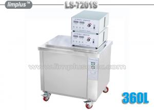 China Limplus 360Liter Ultrasonic Cleaning Machine With Ultrasonic Cleaning Generator on sale