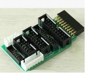 China Brand new Multi-function adapter board for jtag jlink v8 v9 ulink2 st-link arm stm32 on sale