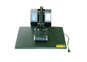 China High Pressure Heat Transfer Printing Machine Easy To Open 132*90*75cm Size on sale