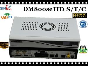 China Dm800se Triple Tuner Satalite Receiver DVB Set Top Box on sale