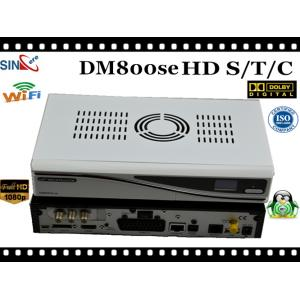 China Dm800se Triple Tuner Satalite Receiver DVB Set Top Box on sale