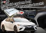 China GPS Navigation Box Camry ADAS Lane Monitoring With Touchscreen Interface wholesale