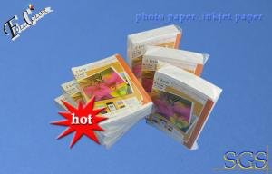 China 230g RC suede printing paper inkjet photo paper A6 size 100 sheet package on sale
