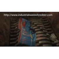 Petrol Barrel Scrap Metal Grinder Machine Low - Speed Running Automatic Protection