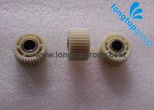 China Ncr Atm Machine Parts White Gear Idler 36Tx18W 445-0587792 With Bearing on sale