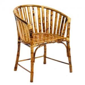 Superior Round Bamboo Chairs