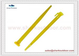 China Replaceable Plastic awning peg for outdoor camping tent on sale
