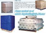 La CUBIERTA de PLALLET, PVC SE AFERRA película, rollo de la producción, tubería de Layflat, hoja, película, cubriendo