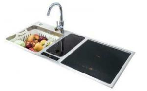 China Multifunction Household Ultrasonic Cleaner , 40khz Bubble Ultrasonic Dishwasher on sale