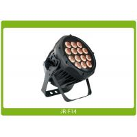14x10W Par LED - 25° Beam Angle Affordable Stage Lighting Equipment