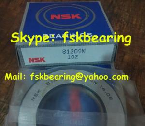 China NSK 81209M Thrust Roller Bearings 45 × 73 × 20mm for Lifting Mechanism on sale