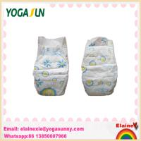 2014 news style Disposable baby diaper