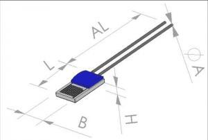 China Accuracy NTC Temperature Sensor , Platinum Resistance Temperature Detector on sale