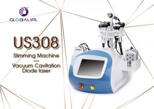 China Cellulite Removal RF Cavitation Slimming Machine For Home And Salon Use on sale
