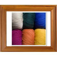 Hoyia 100% cotton hand knitting wool yarn and tape yarn for hand knitting